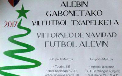 VII Torneo Alevín de Navidad