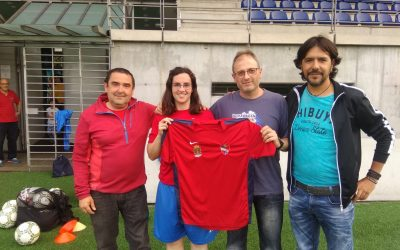 Nuevos entrenador@s del primer equipo Femenino