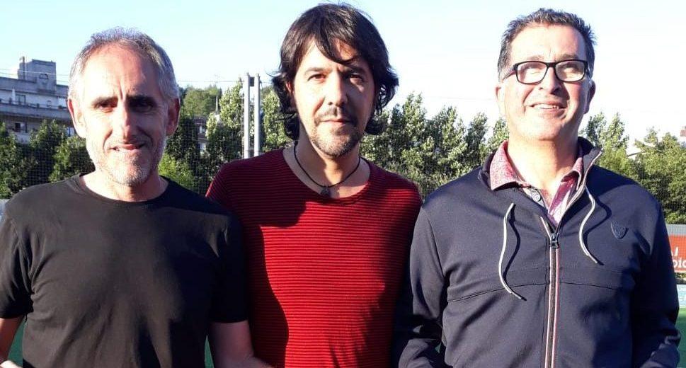 Nuevos entrenadores del primer equipo