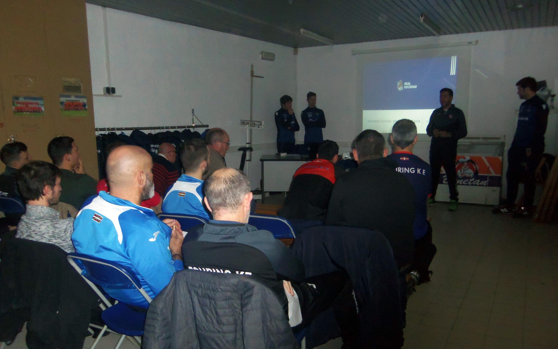 Formación de entrenadores